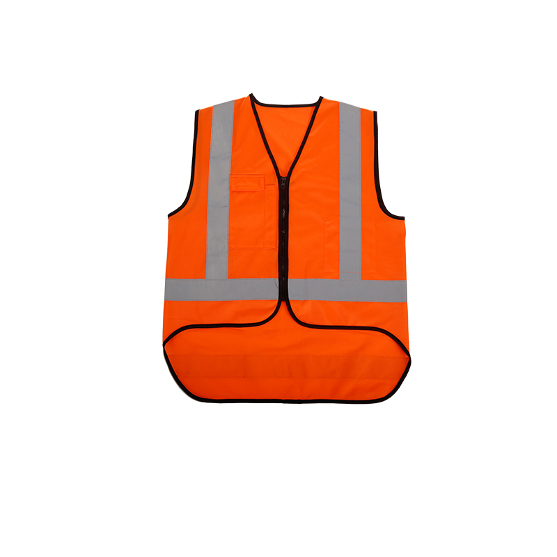 Kids reflective geelian safety vest with Kaifeng brand KF-011