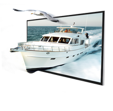 New 43 inch advertising player wall mounted LCD touch display android system with WiFi