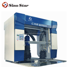 SINO STAR C7 Fully Automatic Rollover Car Wash System And High Pressure Car Washer