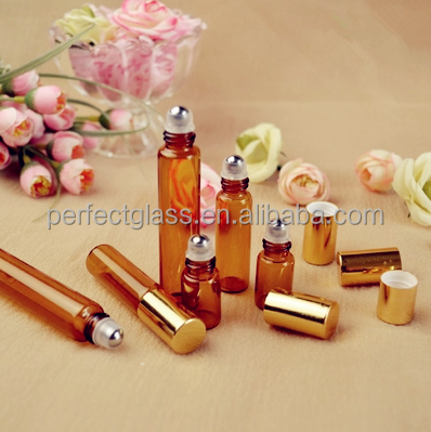 glass bottle roller ball/essential oil/hair oil glass bottle