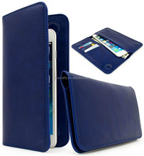 Mobile Phone Genuine Leather Wallet Case