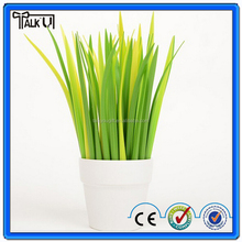 High quality grass shaped plastic pen,silicone stationery grass leaf pen,unique grass plastic ball pen