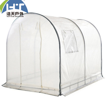 PE Mesh Cover Eco-Friendly Camping Green House For Farming