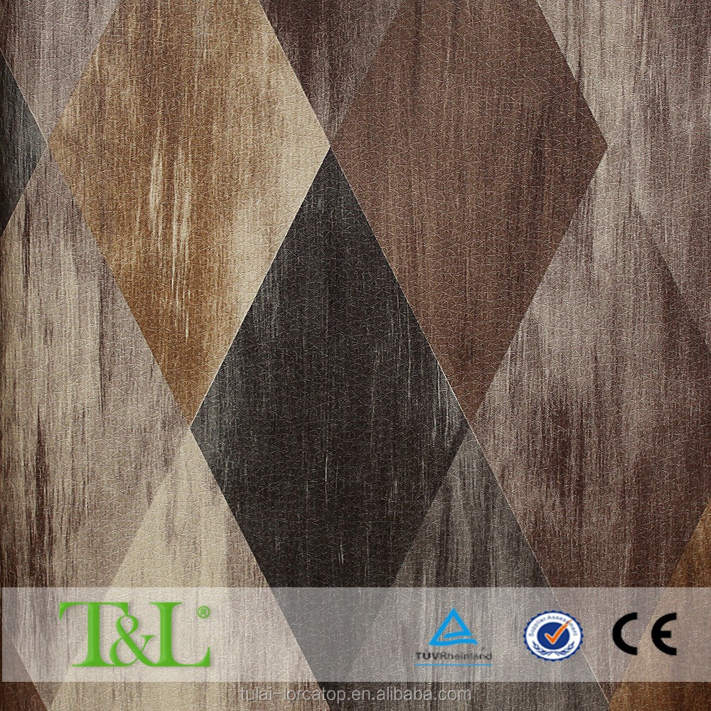 Sofa/Tv Background 3d leather wallpaper