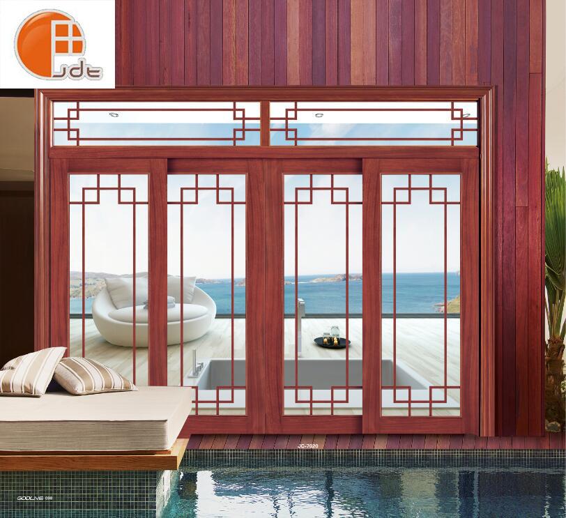 Дизайн двери балконов