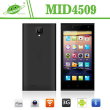 Hot Selling China Mobile Phone MTK6582M Quad Core 4GB ROM Mobile Phone Java Applications