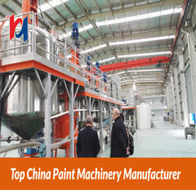 Complete Paint Production Line/Paint Production Plant/Paint Making Machine