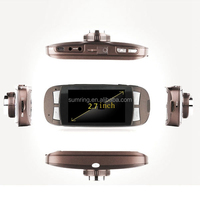 Rear View Mirror Car Video Registrator With Full HD 1080p HD NT96220/96650