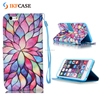 Cell phone case with card holder for Iphone 7/7plus,2in1PU leather phone wallet case