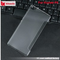 Popular style and anti-scratch for huawei ascend p6 metal phone case