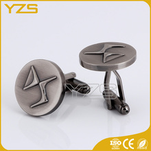 hot selling custom high quality vintage cufflinks for men