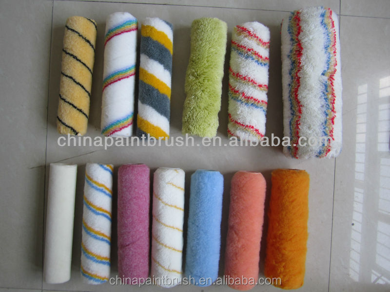 20 years experience factory supply kinds of paint roller brush