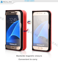 Pre-sale leather phone covers for samsung galaxy s7, for samsung mobile case