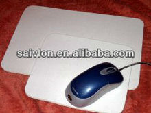 blank/ white neoprene mouse mat/pad for sublimation