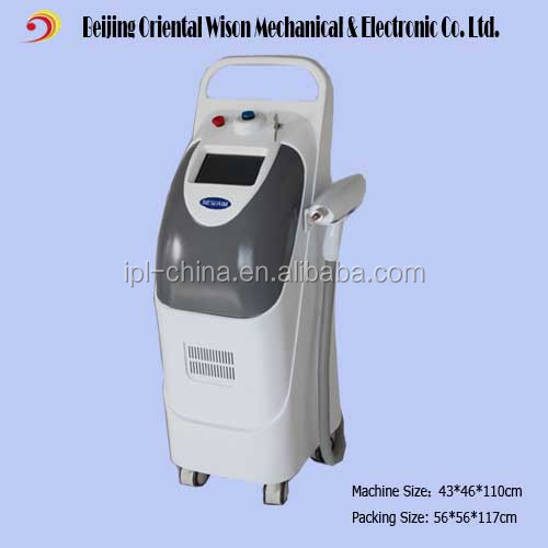532nm 1064nm Q-Switch ND YAG Laser eye bag removal