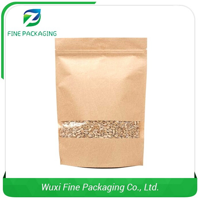 Production Assessment Supplier Superior Design PE Kraft Paper Bag