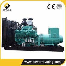 China Top Brand Rayming Power Electric Diesel Generator Set For Sale
