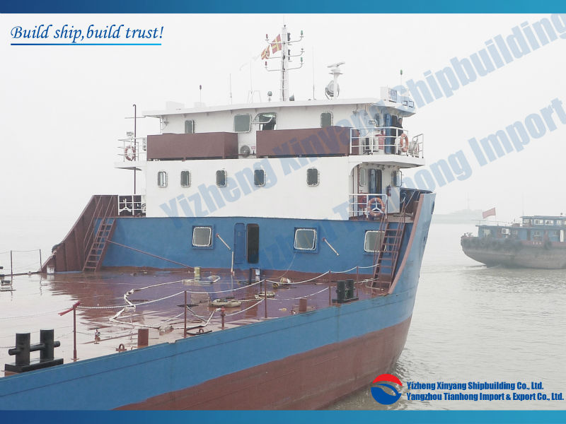 88M 2800t LCT Self Propelled Barge for sale