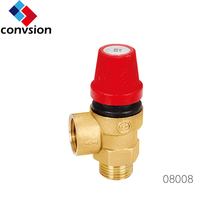 Good Quality Brass Safety Good Quality Brass Air Compressor Safety valve for pressure cooker