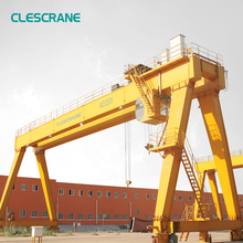 Best selling electric mini gantry crane price 20t gantry crane 100 ton from professional manfuacturer