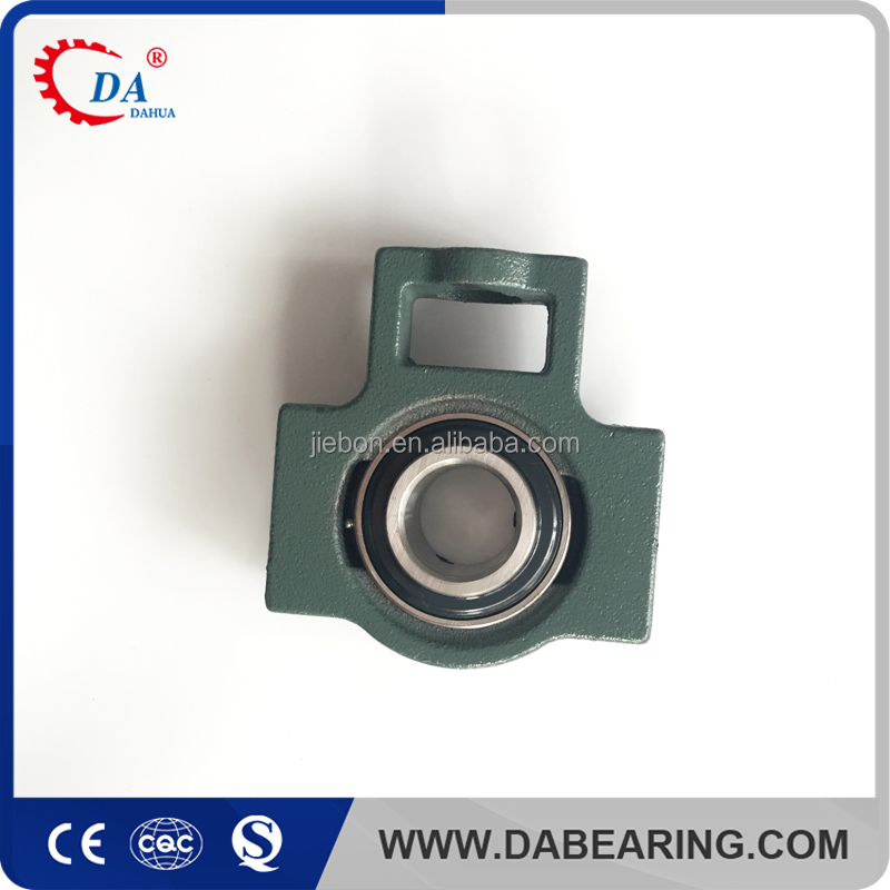 high grade super precision pillow block bearing UCT218 for construction machinery
