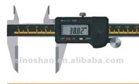 "124-320 0-150mm/0-6"" LCD Reading New TypeIII Carbide Tipped Measuring Face Digital Vernier caliper"