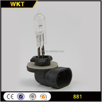 Hotnew special 881 drl daylight car lighting bulb