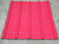Lowes price of color coated metal roofing sheet from Shandong Supplier
