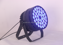 36x10W RGBW 4in1 high power led par light used stage light