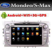 2013 hot product Ford Mondeo/S-max Android autoradio with GPS