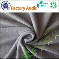 100% polyester linen look fabric for garment