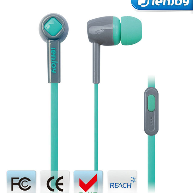 Ienjoy promotional stereo newest stylish good quality fancy super cheap earphones