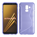 NS design soft cell phone case for Samsung A6 plus 2018 tpu cover