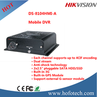High quality HIKVISION mobile dvr,4ch h.264 wireless mobile dvr