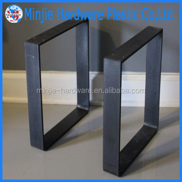 Hot sale bed frame leg /metal table frame and leg
