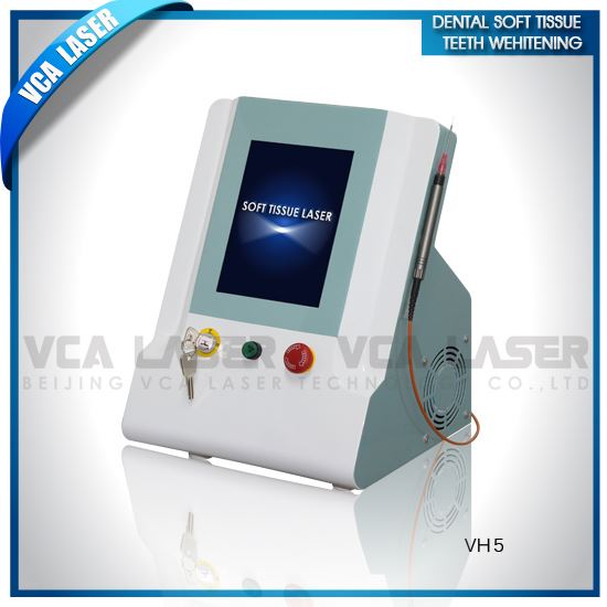 2016 advacned style periodontal treatment with 7w 980nm dental diode laser