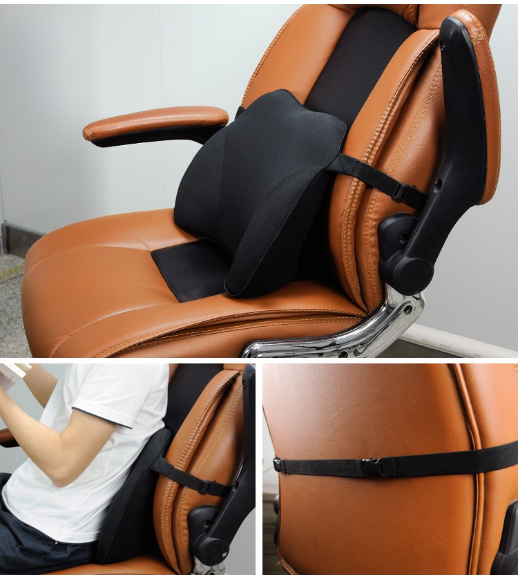 BYC Best Car Backrest Adjustable Backrest For Car Seats