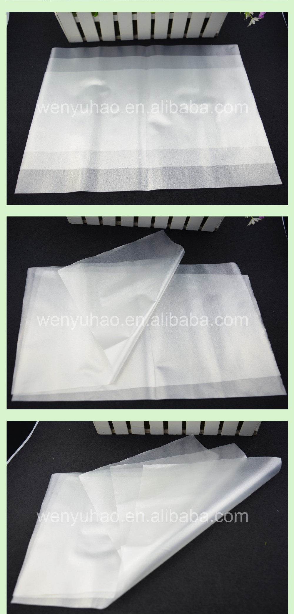 Protection feature and pe material plastic film, high quality pe protective film/protective tape