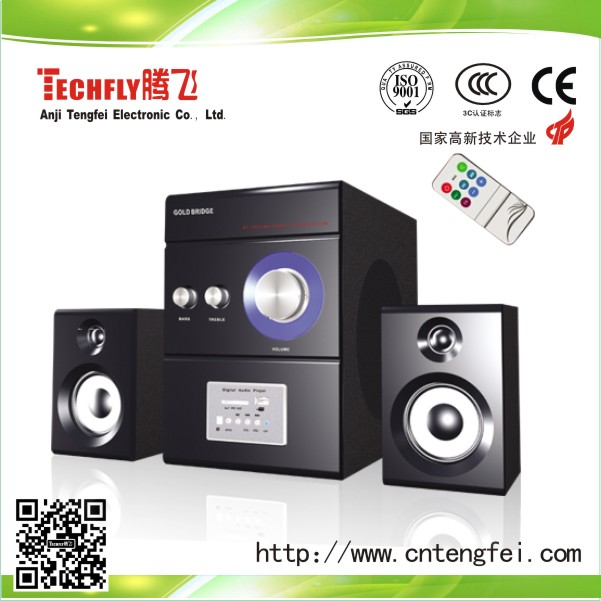 2.1decent cheapest and high-quality home theather speaker