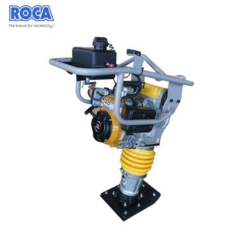 Building Construction Cement Tamping Rammer