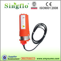 cheap price 12v submersible 360LPH dc solar water pump for deep well