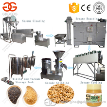 Good Quality Production Line Peanut Butter Sesame Paste Tahini Making Machine