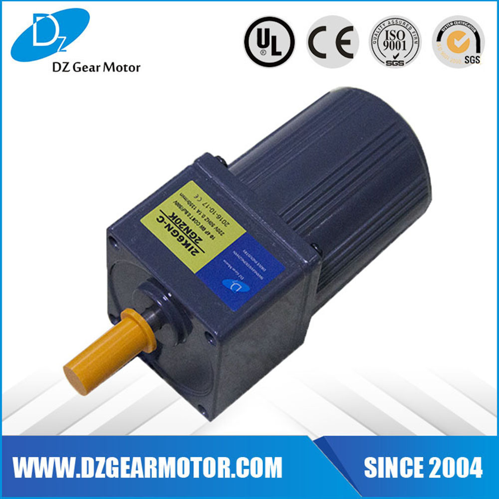 1ph110V Single Phase specifications of induction motor