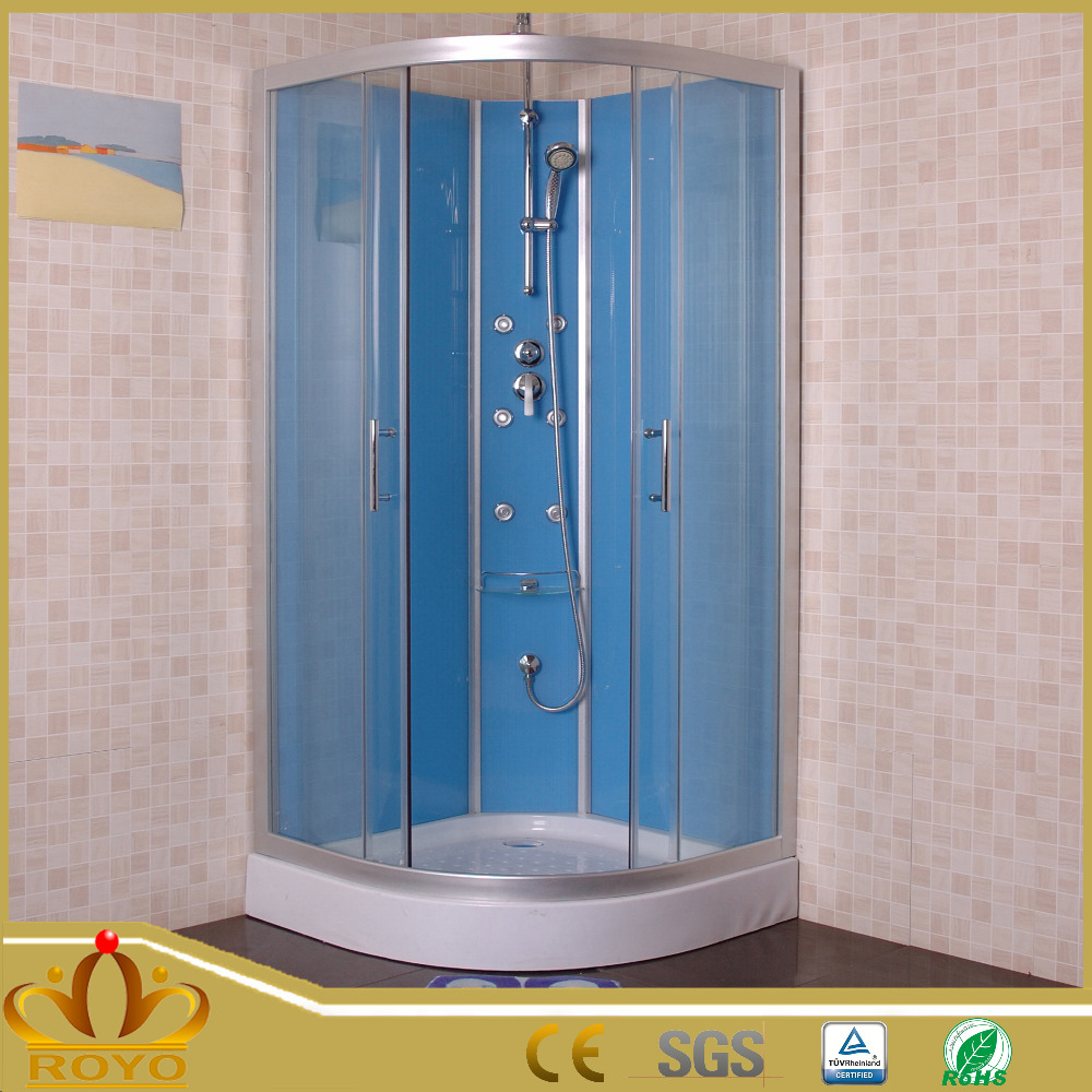 quadarnt bathroom ozonator steam shower room cabine complete shower room Y522