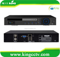 16ch 2MP real-time local playback 1U POE NVR