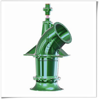 electric motor vertical water pump