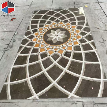 Waterjet medallion to Canada