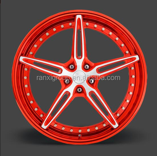18 inch 19 inch 20 inch 22 inch forged car alloy wheels 1/2/3 pieces forged wheels | 22 inch forged car
