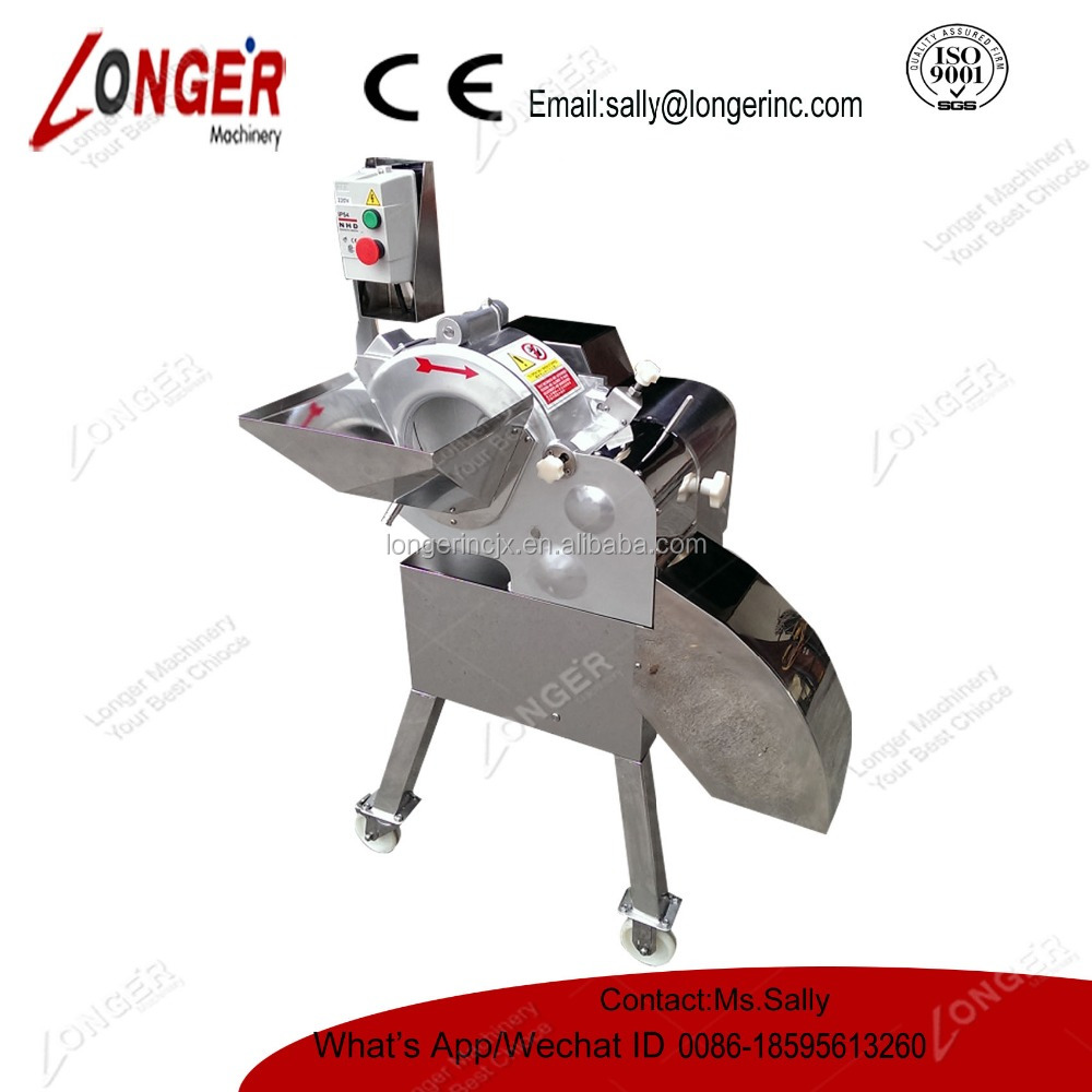 Good Quality Fruit And Vegetable Cutting Machine
