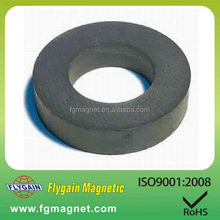 Y30 barium ferrite louder and speaker ring magnet